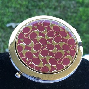 NWOT Coach Compact Mirror